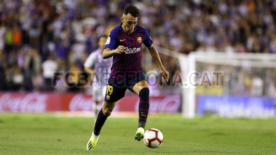 صور مباراة : بلد الوليد - برشلونة 0-1 ( 25-08-2018 )  96710880