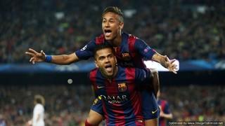FC Barcelona 2 - Paris Saint-Germain 0 (2nd leg quarter finals 2014-15)