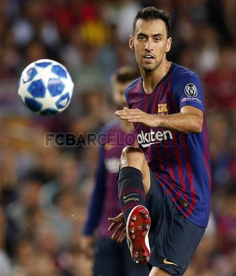 صور مباراة : برشلونة - PSV إندهوفن 4-0 ( 18-09-2018 )  98934497