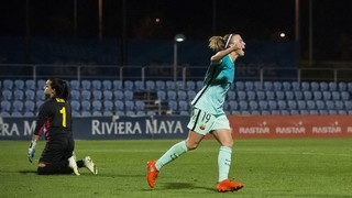 The FC Barcelona Women's team's 5 best goals 2016-17