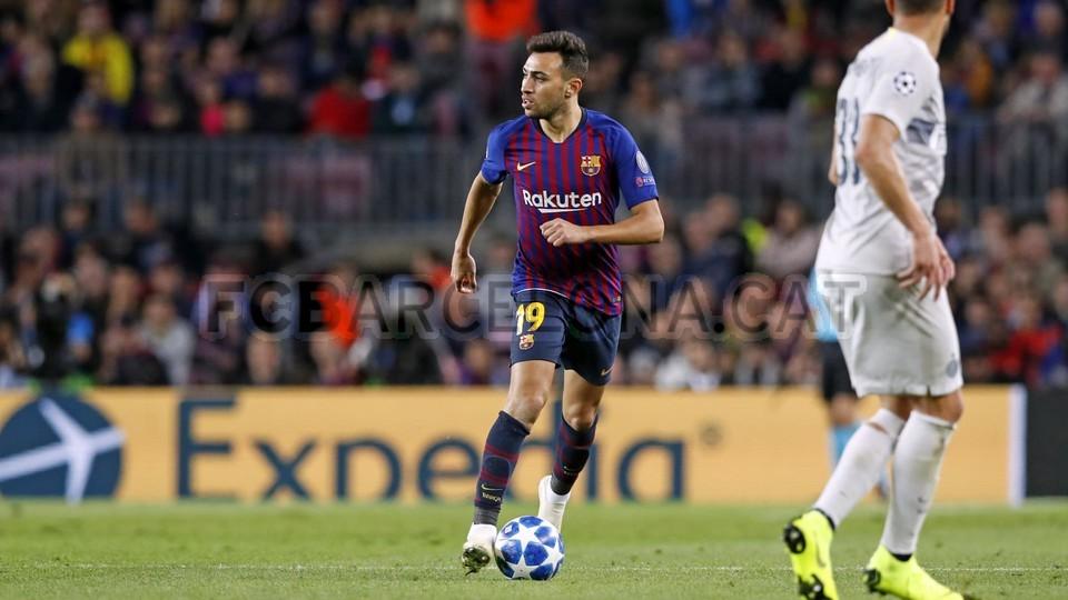 صور مباراة : برشلونة - إنتر ميلان 2-0 ( 24-10-2018 )  101529058