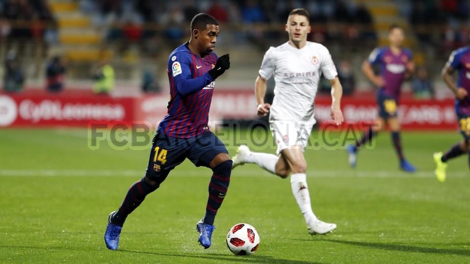 صور مباراة : كولتورال ليونيسا - برشلونة 0-1 ( 31-10-2018 ) كأس ملك إسبانيا 101924322