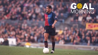 Goal Morning! Rivaldo, the magic lefty