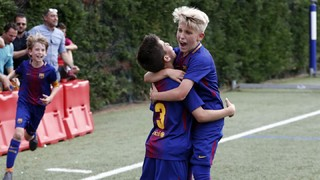 La Masia's best goals of 2017/18