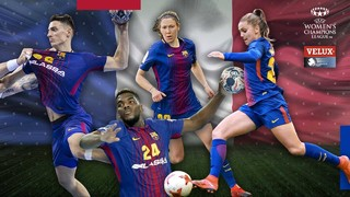 Les joueuses du Barça Féminin seront opposées à l'Olympique Lyonnais en quarts alors que les handballeurs blaugranas croiseront la route des Montpelliérains, en 8èmes de finale de Champions League