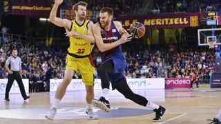 Barça Lassa - Morabanc Andorra: Victòria de deu (94-70)