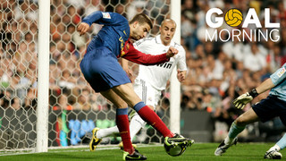 Goal Morning: 8 years since the unforgettable game at the Bernabeu, 8 years since the historic 6-2 win