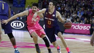 Estudiantes v FC Barcelona Lassa: Beaten in final period (80-70)