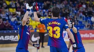 FC Barcelona Lassa 5 - Moritz Vendrell 1 (OK Liga)