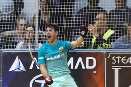 Forte Dei Marmi 1 – FC Barcelona Lassa 3 (Europa League)