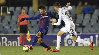 FC Barcelona B 0 -1 Albacete