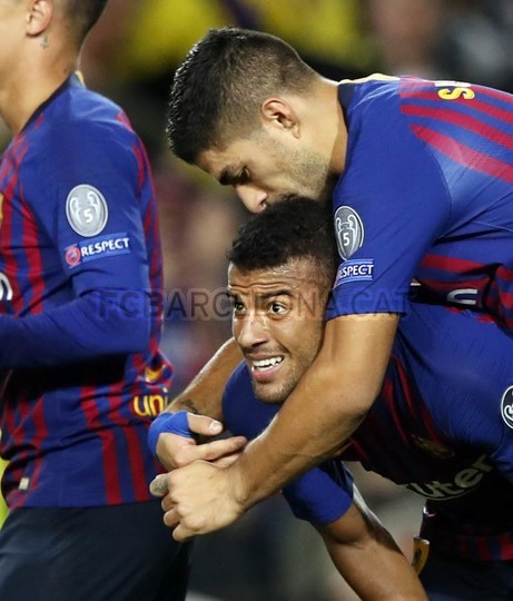 صور مباراة : برشلونة - إنتر ميلان 2-0 ( 24-10-2018 )  101552613
