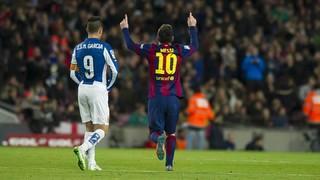 FC Barcelona 5 - Espanyol 1 (5 minutos)