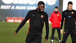 Move of the week #10: Umtiti nutmegs Ter Stegen