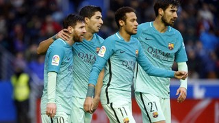 Alabès 0 - FC Barcelona 6