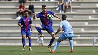 Juvenil B-Reus Deportiu: Victòria treballada (1-0)
