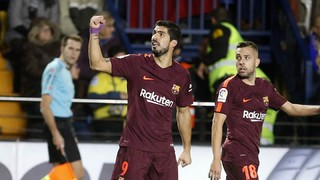 Veja os principais lances dos 2 a 0 do Barça sobre o Villarreal pela 15ª rodada da Liga