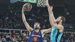 FC Barcelona Lassa 95 - Estudiantes 100 (ACB)