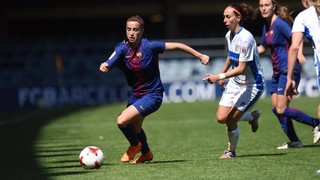 FC Barcelona 3 - Granadilla 1 (Liga)