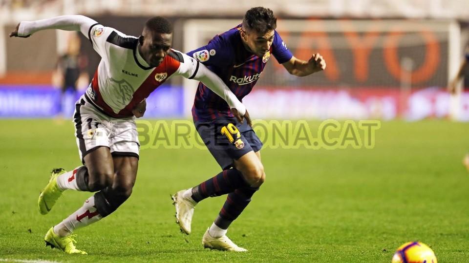 صور مباراة : رايو فاليكانو - برشلونة 2-3 ( 03-11-2018 )  102038502
