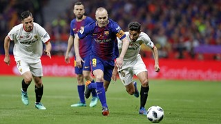 The Barça captain puts on a show in Madrid to lead Valverde's team to a magnificent win against Sevilla