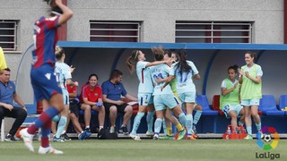 Levante – Barça Women: Alexia is decisive (0-1)
