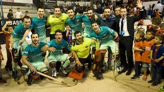 Reus 4 - FC Barcelona Lassa 4 (OK Lliga)