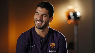 Luis Suárez: 'Playing in El Clásico is a special feeling'