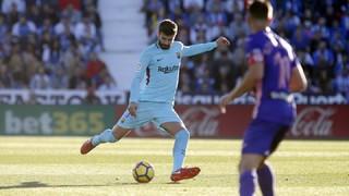 Leganés 0 - FC Barcelona 3 (3 minuts)