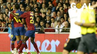 GOAL MORNING! Henry vs Valencia