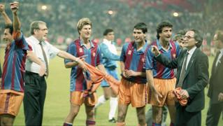 Fem la vista enrere per recordar les anècdotes i curiositats que van envoltar el Barça els dies abans de la final de Wembley 92