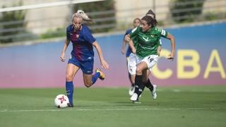 FC Barcelona 10 - Santa Teresa 0 (Liga)
