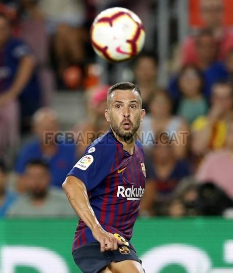 صور مباراة : برشلونة - جيرونا 2-2 ( 23-09-2018 )  99596520