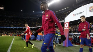 Coutinho and Dembélé join forces