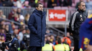 Ernesto Valverde: Enough chances to win the game