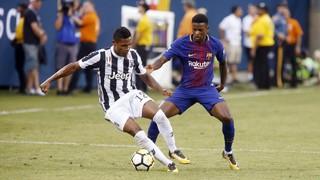 Juventus - FC Barcelona (3 minutos)