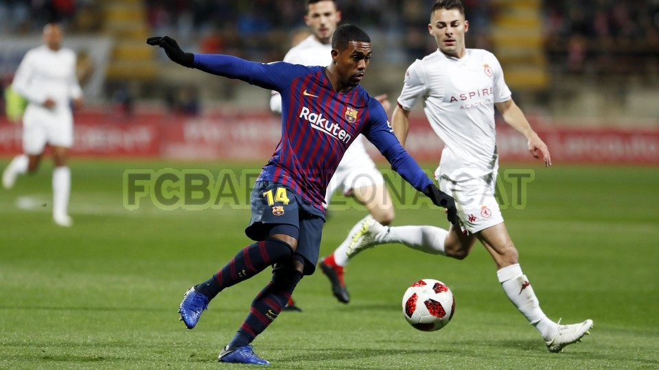 صور مباراة : كولتورال ليونيسا - برشلونة 0-1 ( 31-10-2018 ) كأس ملك إسبانيا 101924328