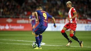 Girona 0 - FC Barcelona 3 (3 minutes)