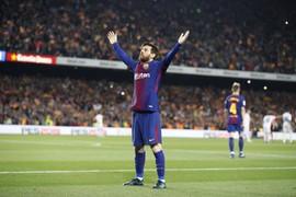 Los 34 goles de Lionel Messi en la Liga 2017/18