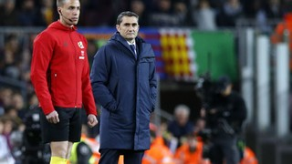 Ernesto Valverde: 'We judged the game well'