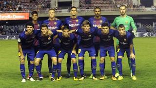 FC Barcelona B 0 – Tenerife 3