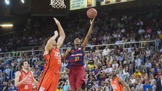 FC Barcelona Lassa 91 - Valencia Básket 79 (Play-off ACB)