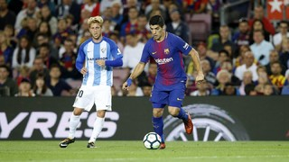 FC Barcelona 2 - Málaga 0 (3 minutes)