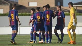 Peralada 2 - FC Barcelona B 1 (Preseason)