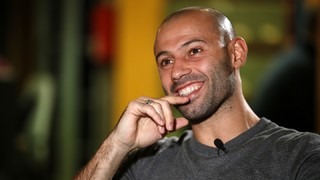 Full interview with Javier Mascherano