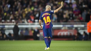 The Argentine will leave FC Barcelona after eight seasons to join the Chinese club from 26 January
