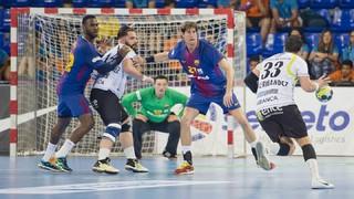 Barça Lassa v Teucro: Victorious farewell (41-25)