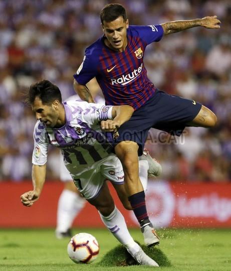 صور مباراة : بلد الوليد - برشلونة 0-1 ( 25-08-2018 )  96768491