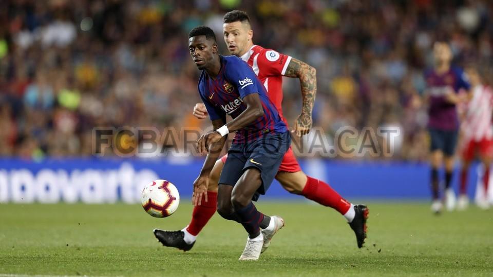 صور مباراة : برشلونة - جيرونا 2-2 ( 23-09-2018 )  99533803