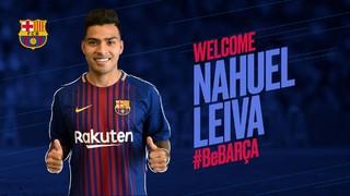 Acord amb el Villarreal CF per a la cessió de Nahuel Leiva